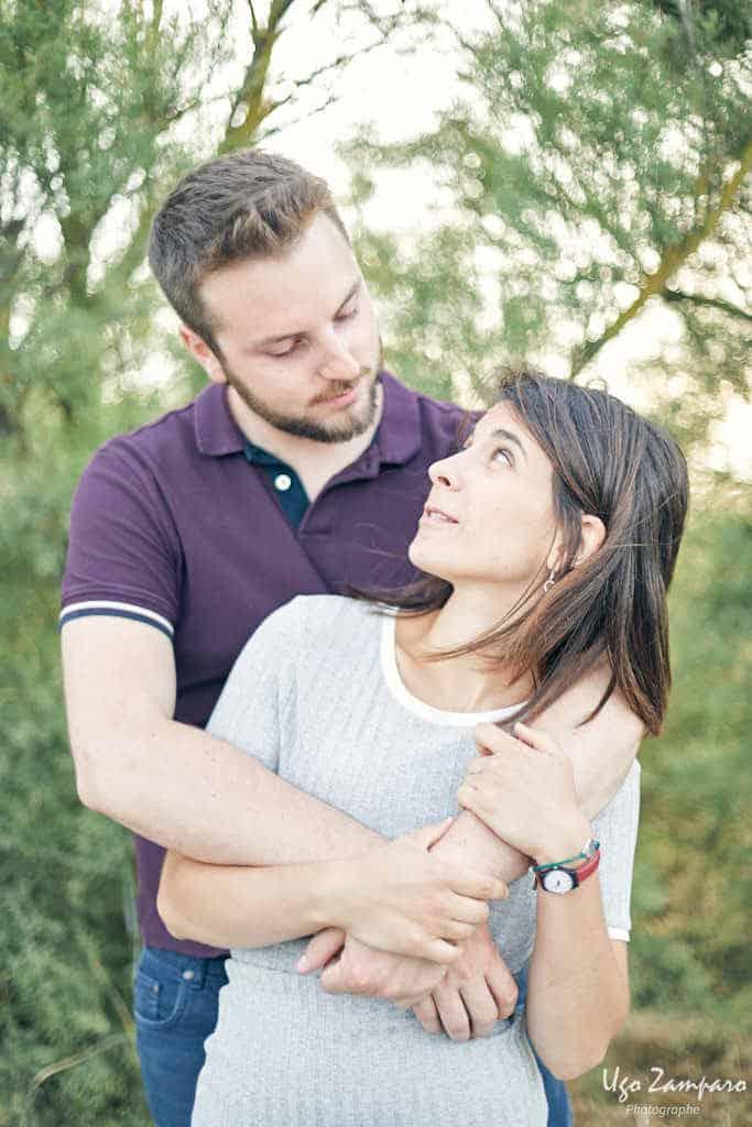 portrait de couple - photographe la rochelle ile de ré